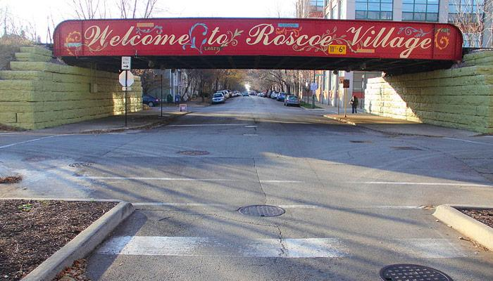 What are the Current Market Conditions for Roscoe Village? (Source: Wikimedia.Commons - used as royalty free image)