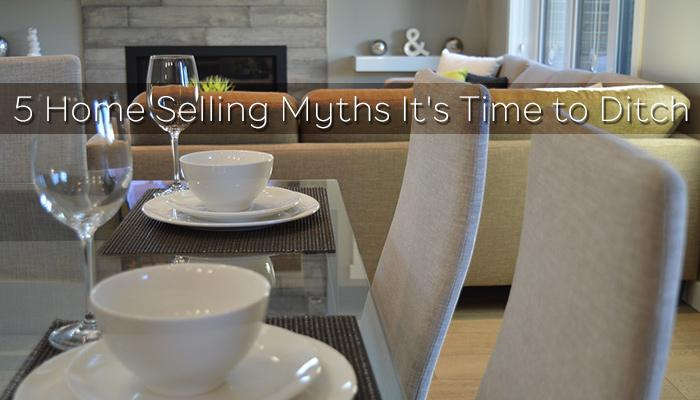 5 Home Selling Myths It's Time to Ditch (Source: Pixabay.com - used as royalty free image)