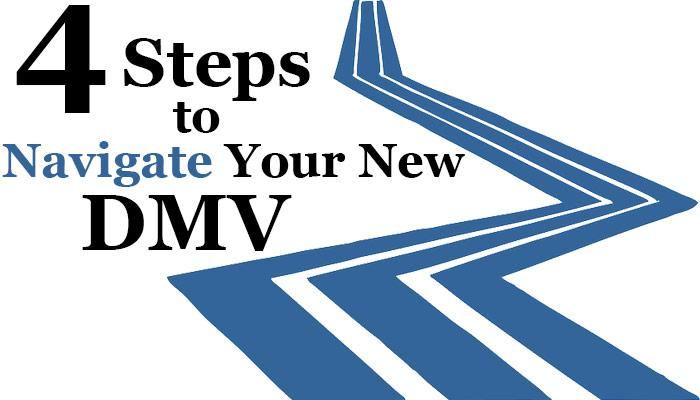 4 Steps to Navigate Your New DMV (Image source: Pixabay CC)