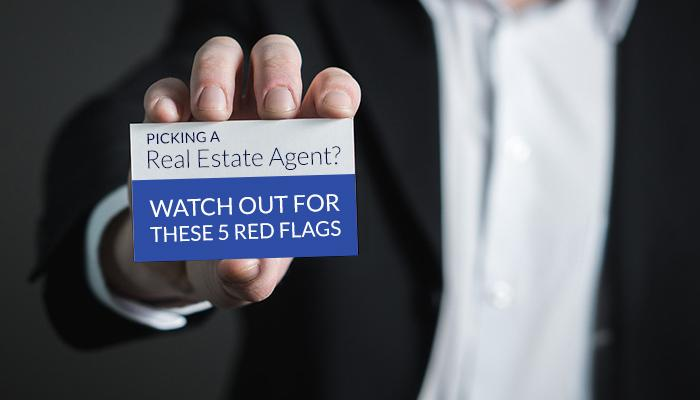 Picking a Real Estate Agent? Watch Out For These 5 Red Flags (Source: pixabay.com - used as royalty free image)