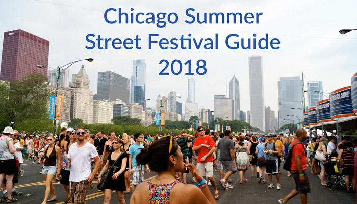 Chicago Street Festival Guide - Lollapalooza 2018