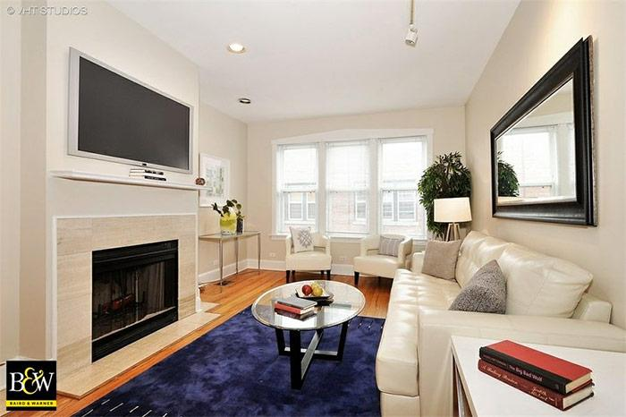 One-Bedroom Condo Offers the Best of Lincoln Park -  2026 North Burling Street #308