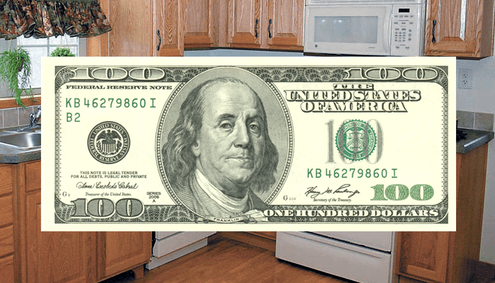 8 Ways to Update Your Kitchen for Less Than $100 (Source: Wikimedia Commons)