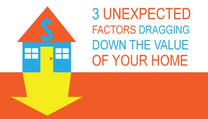 3 Unexpected Factors Dragging Down the Value of Your Home (Source: Pixabay.com - Used as royalty free image)