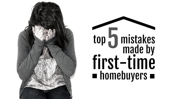 First Time Homebuyers 5 Mistakes (Source: Flickr User Sarebear:) )