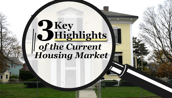 3 Key Highlights of the Current Housing Market (Source: Wikimedia Commons)