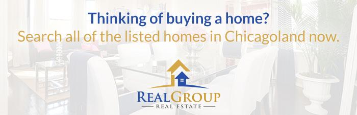 Thinking of buying a home? Search all of the listed homes in Chicagoland now.