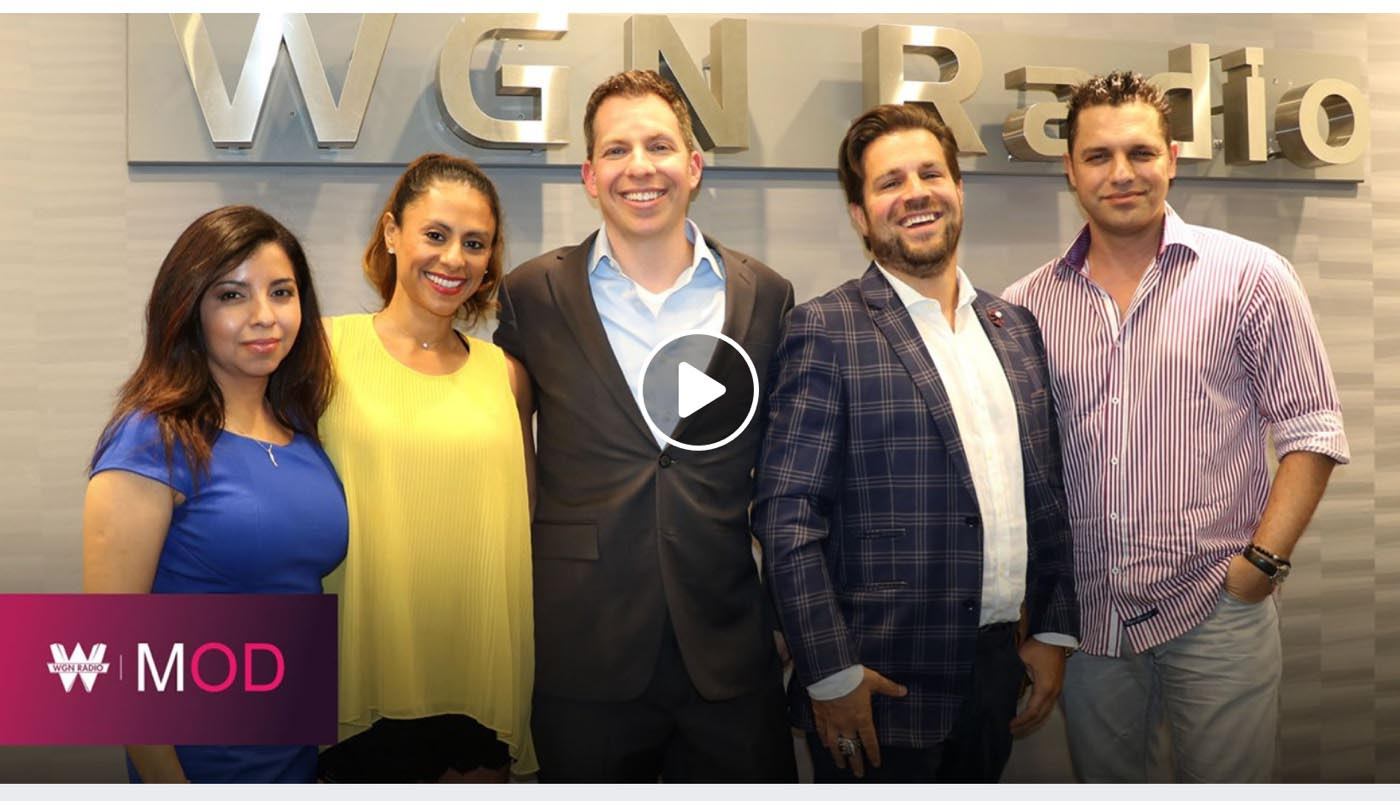 WGN Market Overdrive with Jason Finn, Joel Schaub, Karla Mina, and Nick Memeti