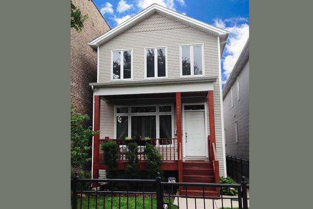 4457 N Springfield, Chicago, IL - Albany Park Home